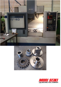 Verticle Machining